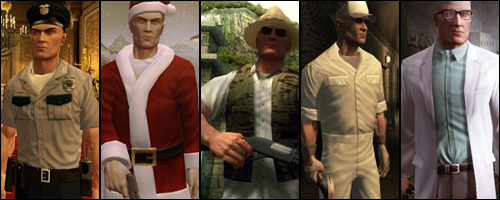 Image result for hitman agent 47 disguise""