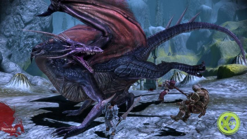 GamesCom 2009: Dragon Age: