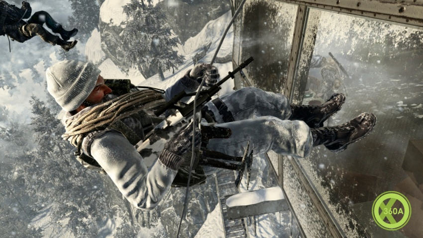 Xbox360Achievements.org - Call of Duty: Black Ops Screenshots Give Away Their Position