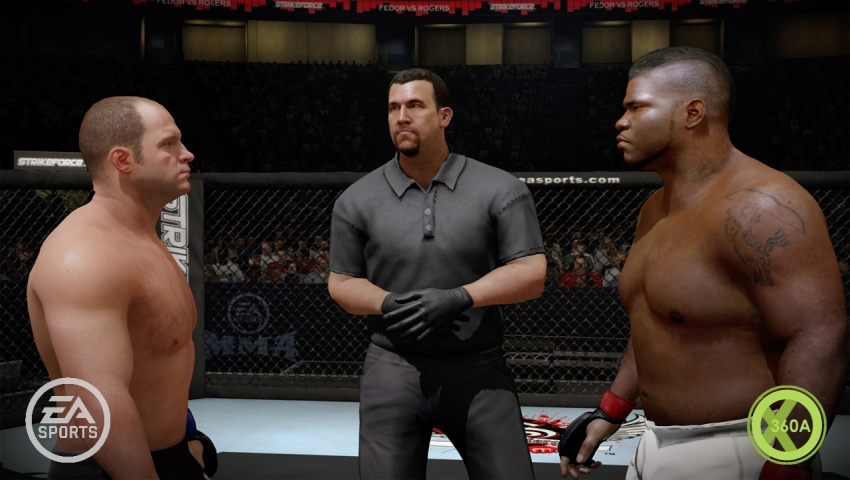 ea sports mma first impressions fighting against the current rh xboxachievements com EA Sports Games EA Sports MMA Career Mode