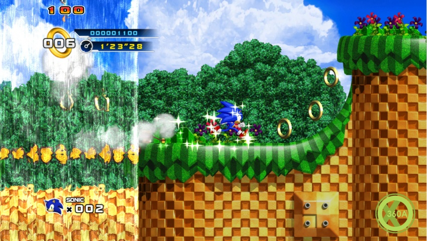 Is Sonic The Hedgehog 4 Coming To Backwards Compatibility Today Report Xbox One Xbox 360 News At Xboxachievements Com