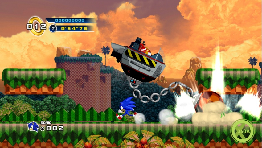 Xbla Sonic The Hedgehog 4 Episode 1 On Sale For 800 Points Right Now Dec 30 Xbox One Xbox 360 Cheap Ass Gamer