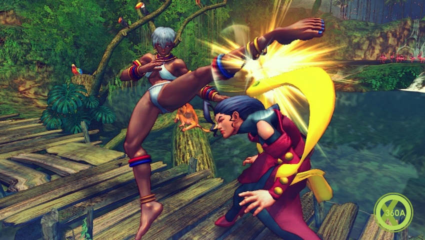 Ultra Street Fighter 4 matchmaking
