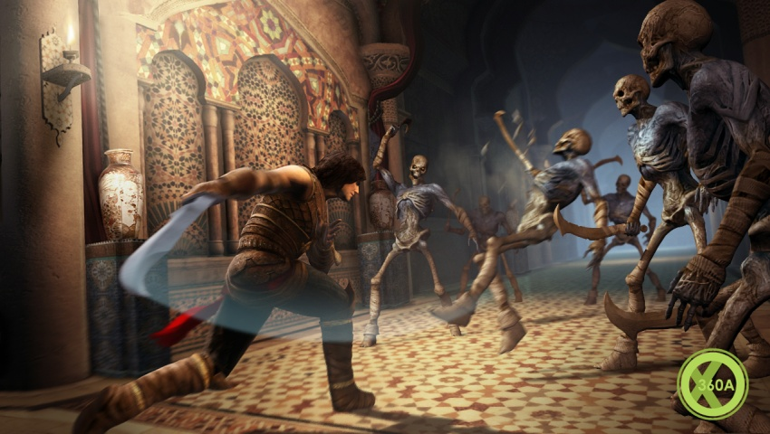 Prince of Persia Creator Attempting to Resurrect the Franchise