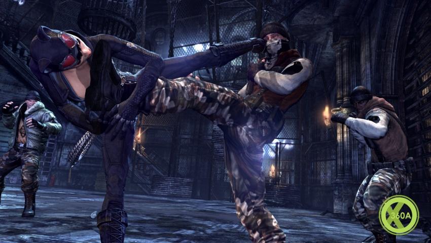 Скачать игру Batman: Arkham City + 13 DLC бесплатно.