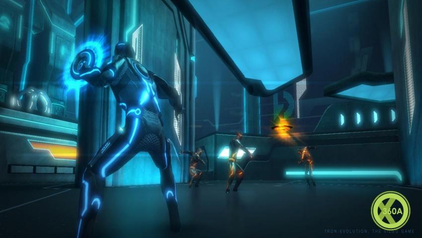Игру Tron: Evolution (2010/EUR/RUS/MULTI7/PS3) скачать бесплатно могли 177