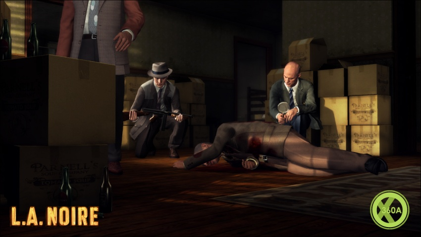 LA Noire Might Be Getting A Remaster