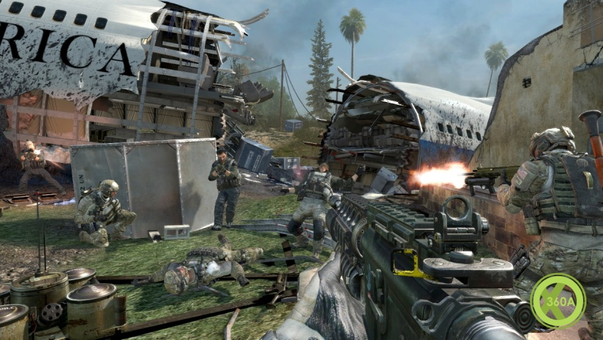 Modern Warfare 3 Getting Double Xp This Weekend Xbox One Xbox