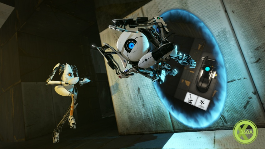 'Portal 2' Co-Writer Jay Pinkerton Back at Valve