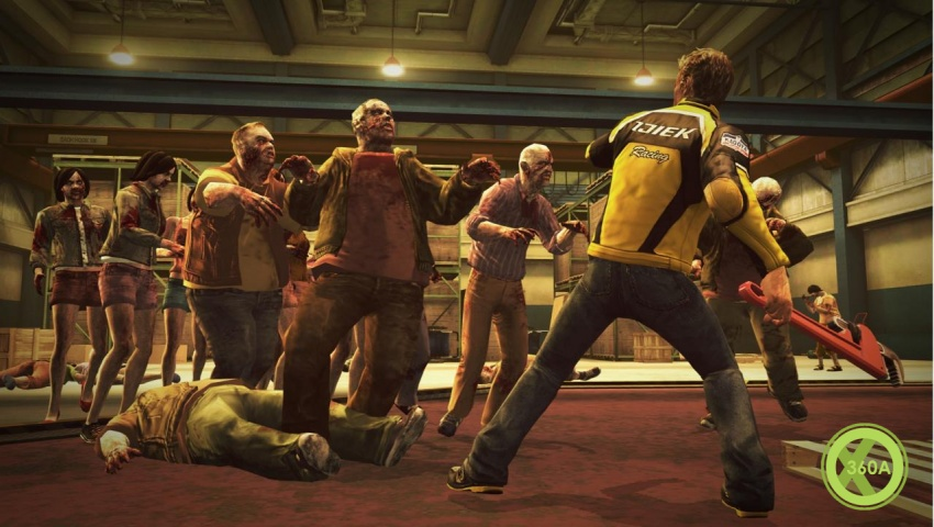 Dead Rising Franchise Ships Over Four Million Units Xbox One
