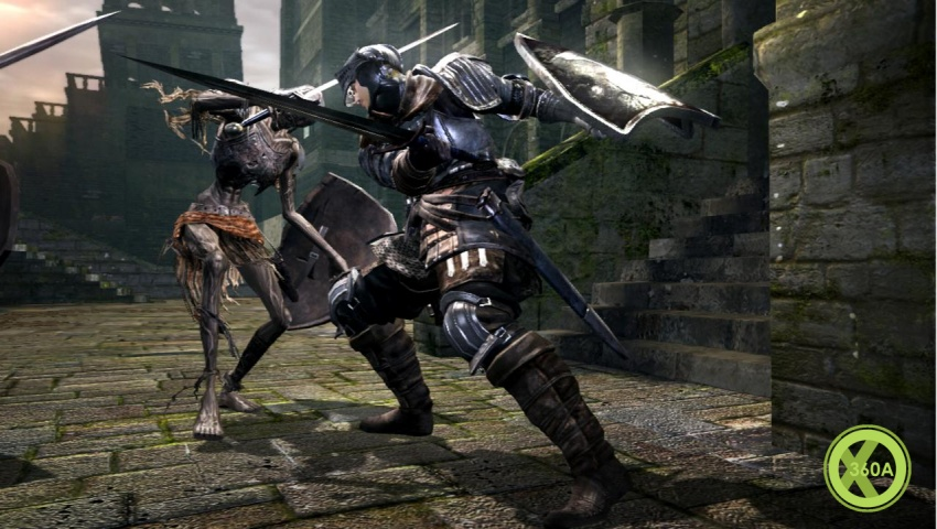 Dark Souls Trilogy Not Planned for Release in the West