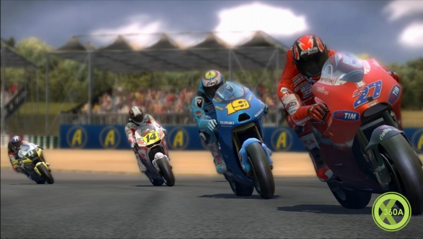 Capcom Announces MotoGP 10-11 [Updated With Screens] - Xbox One, Xbox 360 News At ...