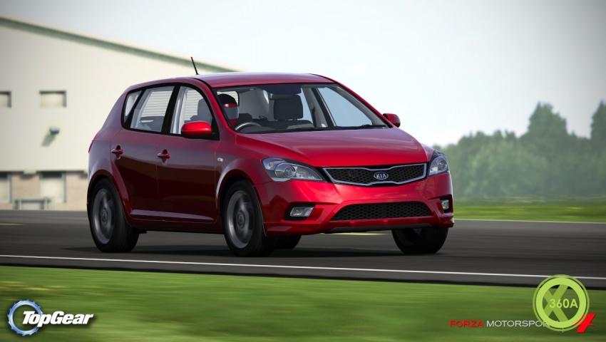 Forza  Reasonably Priced Car