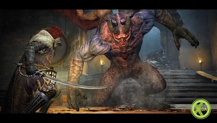 X360A Review: Dragon's Dogma: Dark Arisen - Xbox One