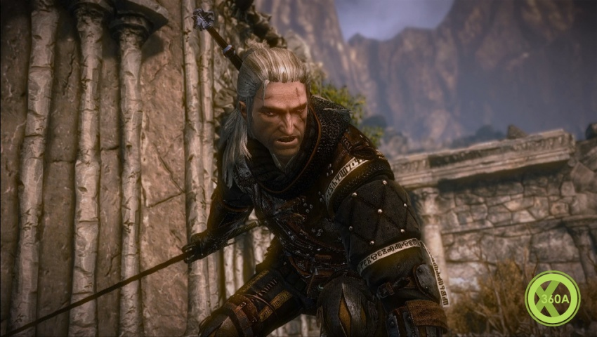 The Witcher 2: Enhanced Edition on Xbox One X Looks