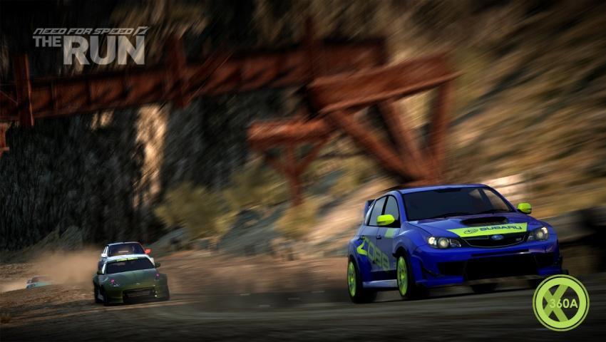 Работа над обновлением (Патч для ПС) для Need for Speed The Run заняла мног
