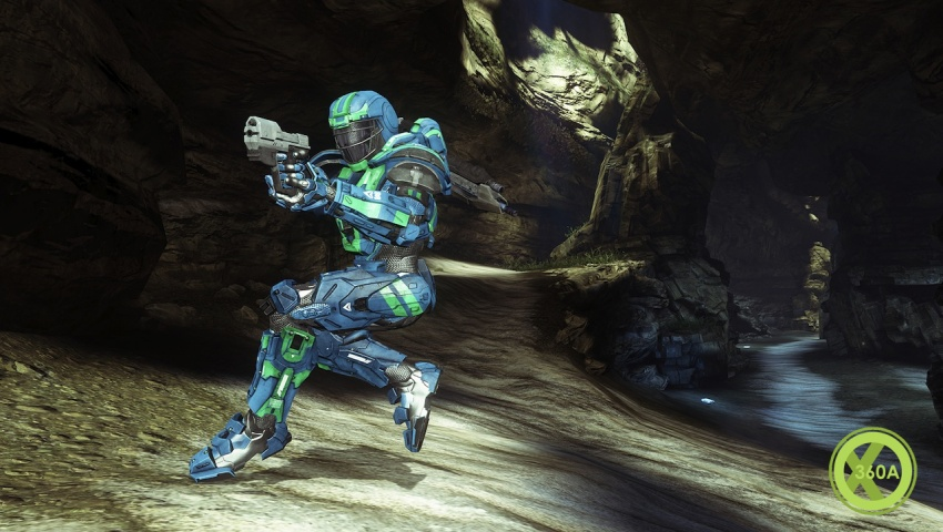 Halo 4 Champions Bundle Armour Screens Revealed - Xbox One ...