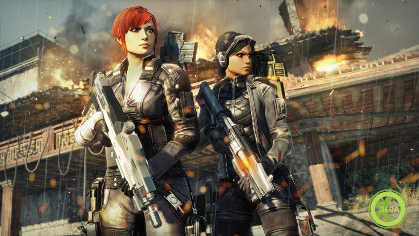 Fuse Xbox 360 Achievements : Fuse interview talking co op overstrike shifting tone