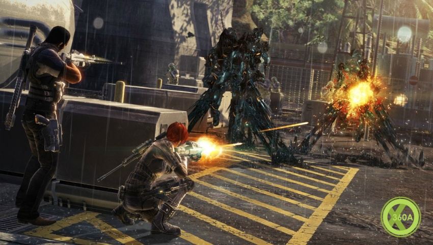 Fuse Xbox 360 Price : Fuse lit for march release new screens inside xbox