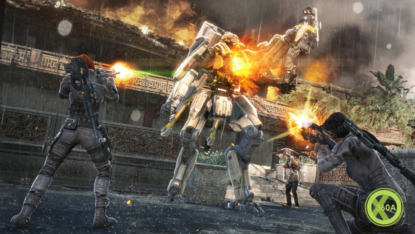 Fuse Xbox 360 Price : Fuse interview talking co op overstrike shifting tone