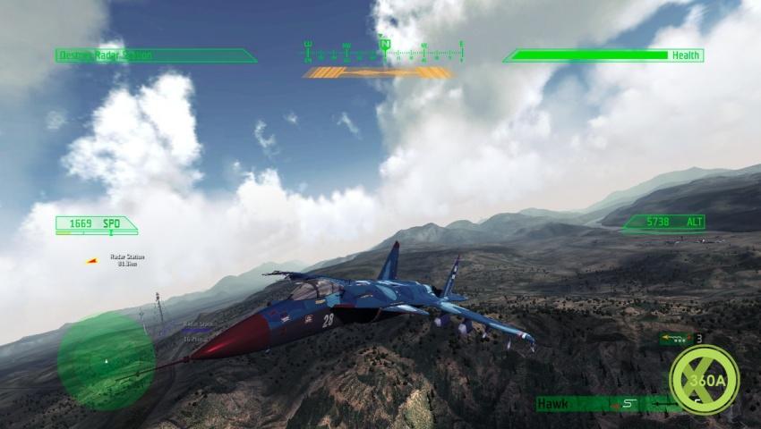 XboxAchievements com - Jane's Advanced Strike Fighters