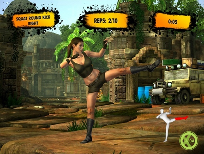 Jillian Michaels' Fitness Adventure Coming to Kinect This