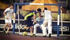 Fifa street trophy globetrotter soccer handball rule fifa