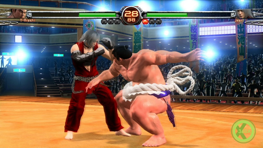 Fighting Games Xbox 1 : Virtua fighter final showdown screens reveal fresh