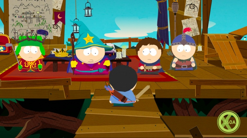 South Park: The Game Becomes South Park: The Stick of Truth Med_7006TheCouncil