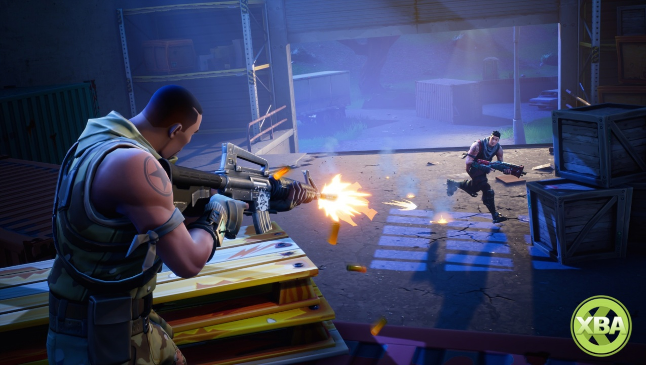 Fortnite's Battle Royale Mode Will Be Free for Everyone to Play