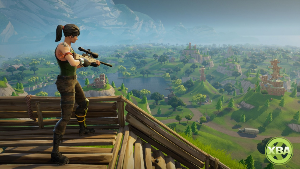 Epic Jumps the Battle Royale Bandwagon in Its Own Unique Way