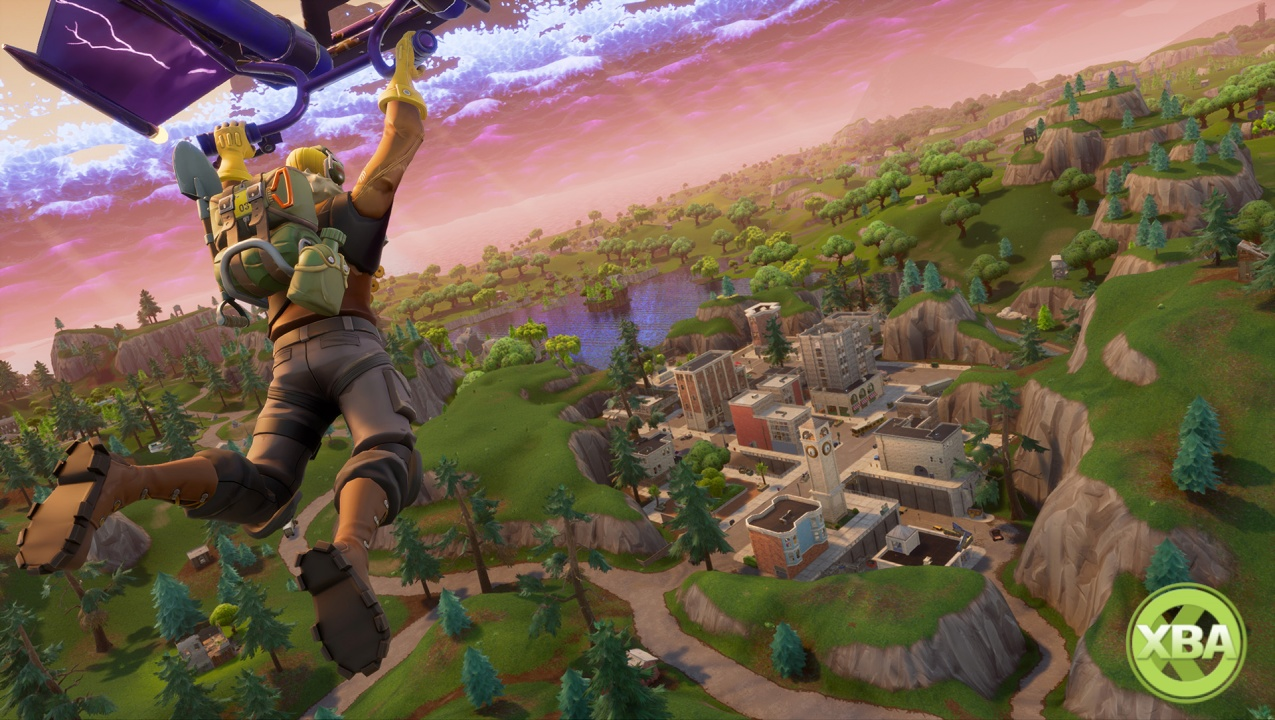 Fortnite is Now the Most Watched Game on Twitch - Xbox One