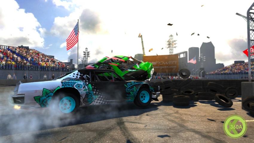 GRID 2 News: GRID 2 Free Demolition Derby DLC Out Now