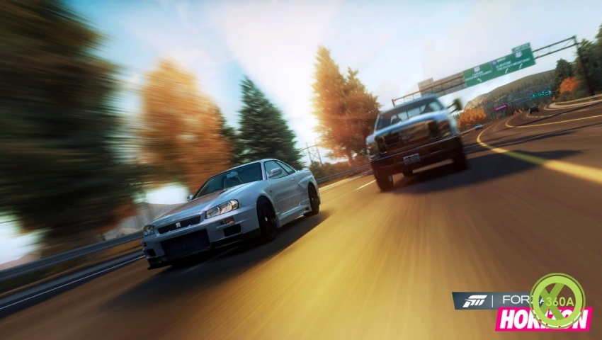 Forza Horizon Hands On Preview Like Forza Motorsport