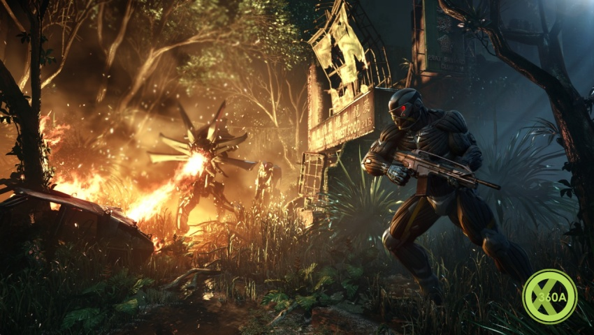 CryEngine Three Years Ahead of Unreal Engine 4, Says Crytek