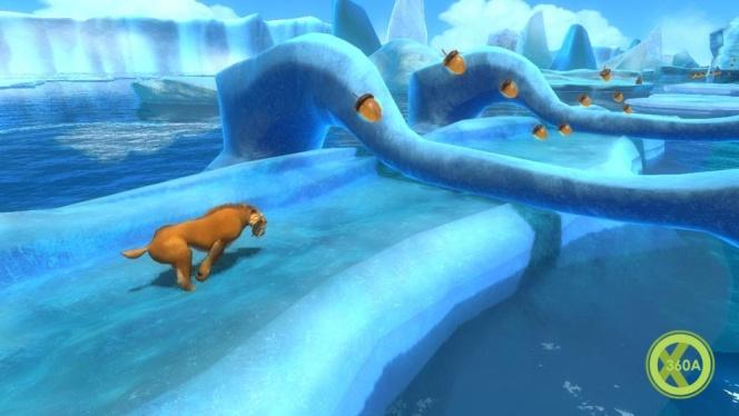 Ice Age 4: La formación de los continentes – Juegos en el Ártico XBOX 360 Imagenes