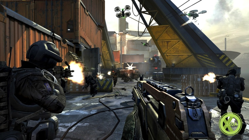 E3 2012: Call of Duty: Black Ops II First Look Preview – Future Soldier Med_3594Singapore_Focus_Fire