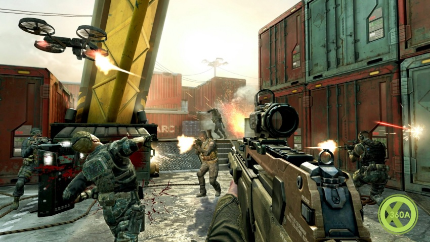 5 Things You Should Know About Call of Duty: Black Ops II Multiplayer Med_3809Cargo%20-%20Man%20down