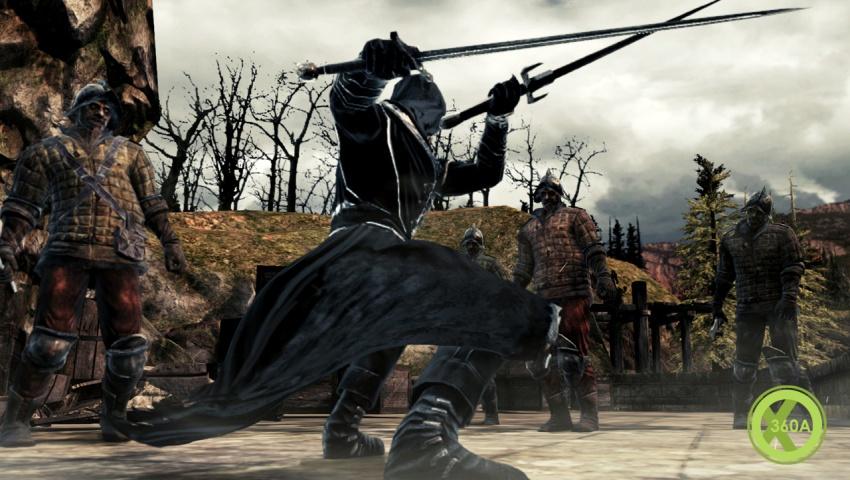 Dark Souls 2 Cursed Trailer: Gamescom 2013: Dark Souls II Preview