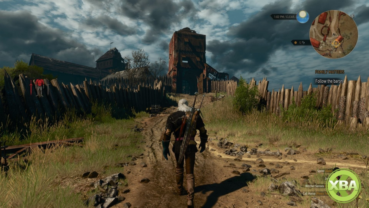 The Witcher 3 Wild Hunt Has A Save File Corrupt Issue On