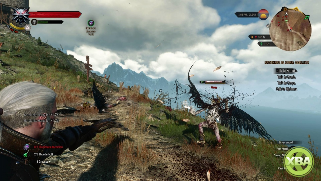The Witcher 3 Mods Could One Day Come to Consoles - Xbox One