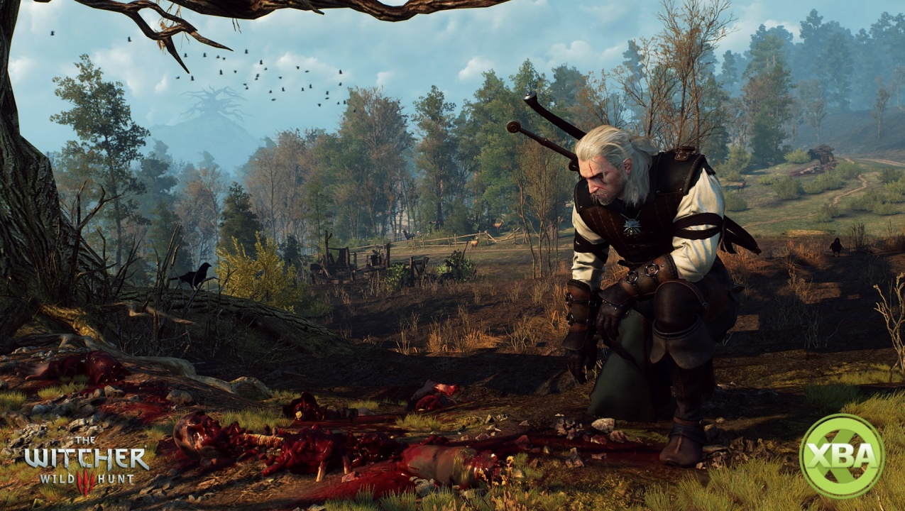 CD Projekt RED Has Today Unleashed 7 Minutes Of Fresh Footage For The Witcher 3 Wild Hunt From Halls PAX 2015