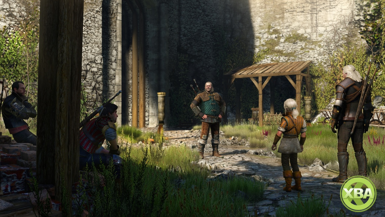 The Witcher animated film will follow Vesemir, Geralt's mentor