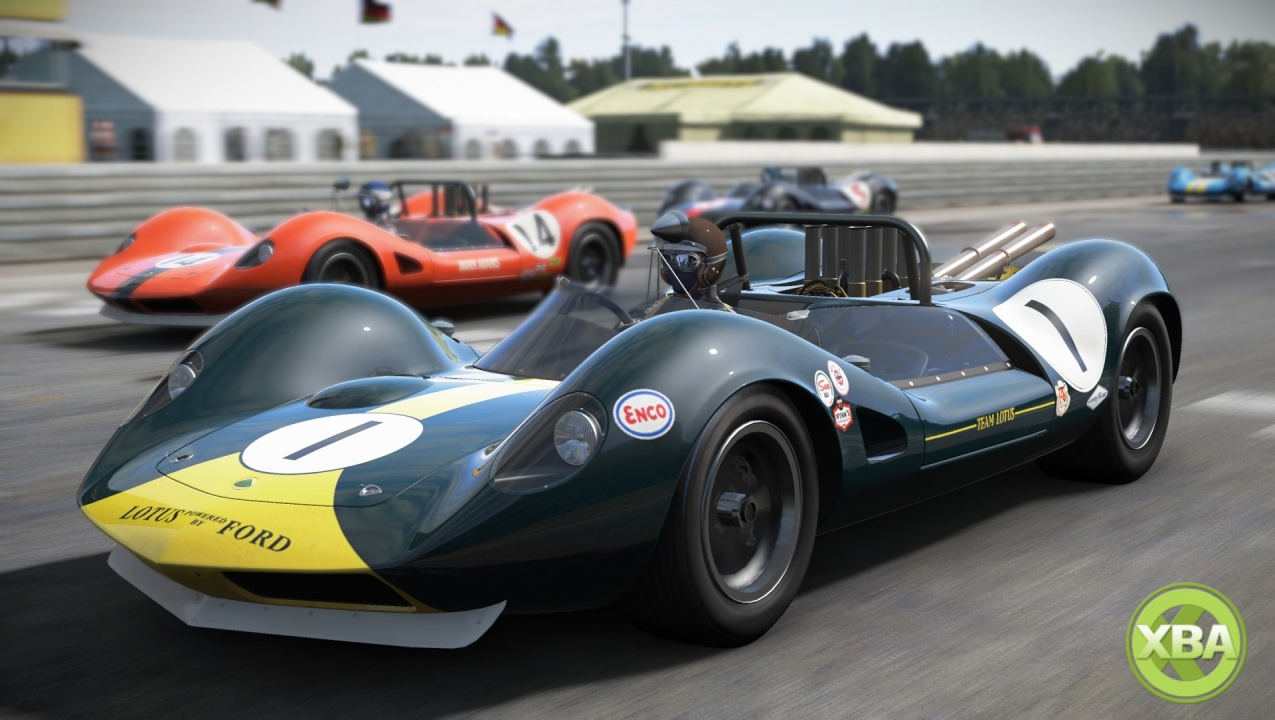 Project CARS\'s New Lotus Pack Gets a Trailer - Xbox One, Xbox 360 ...