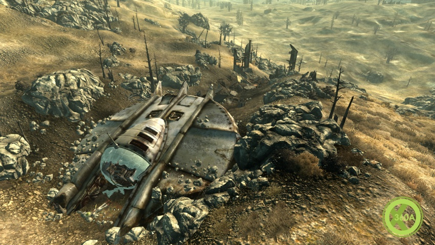 drone cannon fallout 3 with News 3131 Fallout 3 S Mothership Zeta Dlc Lands August 3rd  Now With Screens on File DE rocket l7 33 likewise Weapons lab additionally Katamariguys Video Game Art Overload moreover News 3131 Fallout 3 S Mothership Zeta DLC Lands August 3rd  Now With Screens additionally Fallout 3 Goty Overview.