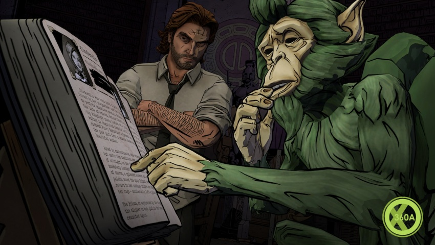 Looks Like Telltale Games Is Teasing The Wolf Among Us Season 2