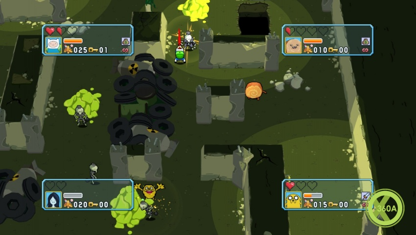 Adventure Time: Explore the Dungeon Because I DON'T KNOW! Gets New