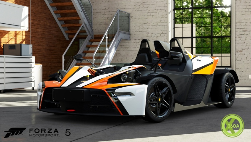 Final Forza Motorsport 5 Showroom Update Adds F1 Cars And Muscle Xbox One Xbox 360 News At