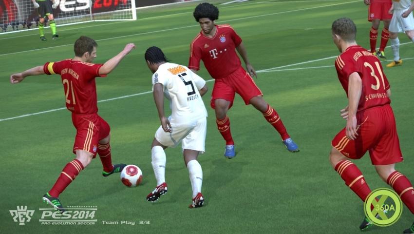 E3 2013: Pro Evolution Soccer 2014 Hands-On Preview