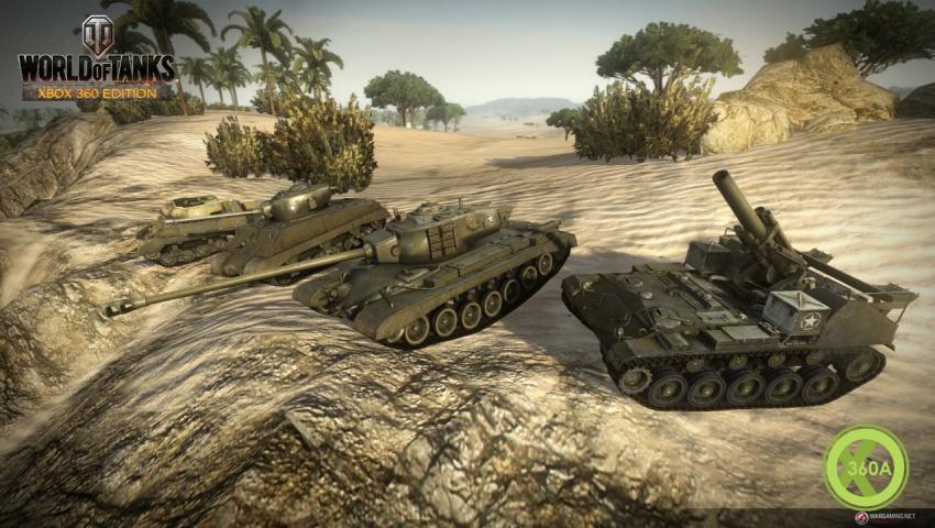 XBA Review: World of Tanks: Xbox 360 Edition - Xbox One ...